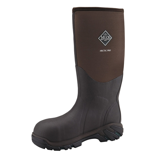 a24b6387086 Muck Boots Arctic Pro Steel Toe Work Boot 7