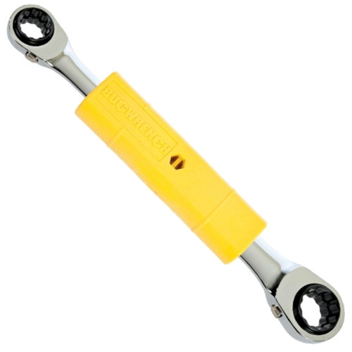 Isolated Ratcheting 4-Way Gear Wrench