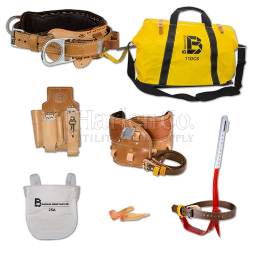 Bashlin Leather Climbing Package BD8816