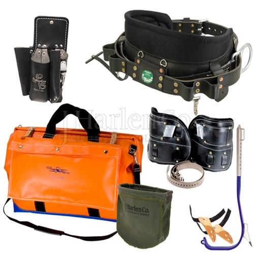 Lineman's Climber Package ACP2