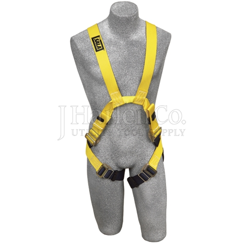 DBI SALA Delta™ Arc Flash Harness With Dorsal/Front Web Loop Small