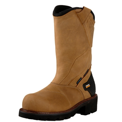 Ariat Powerline Pull On Climbing Boots | J Harlen Co