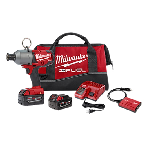 Milwaukee M18 Fuel 7 16 Hex High Torque Battery Impact Wrench Kit