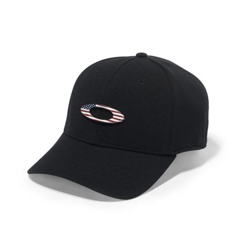 J Harlen Co. - Oakley Tincan Black American Flag Cap e94f3648250