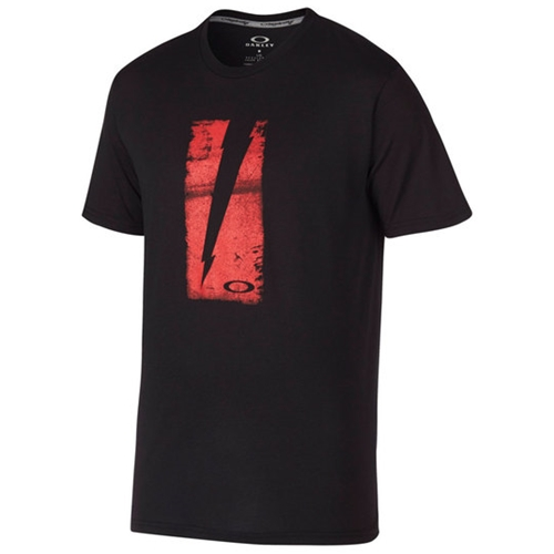 Oakley Charlie Don't Surf Black Tee CLOSEOUT