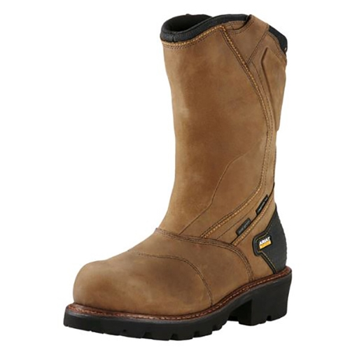Ariat Powerline H2O Pull On Lineman's Boot 10018569