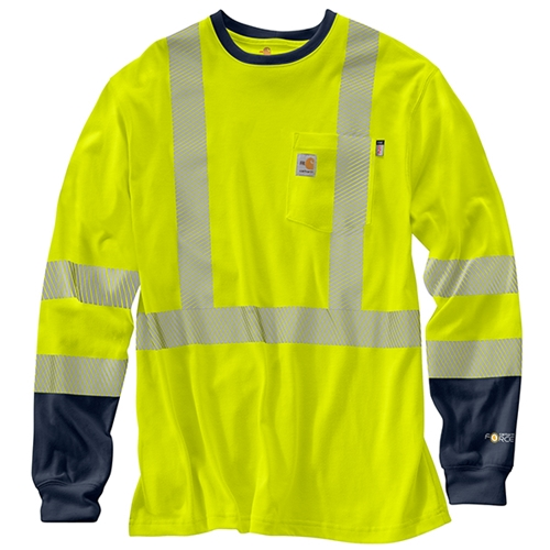 Carhartt Hi Vis Force Shirt 102905