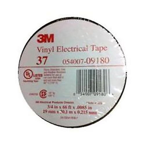 3M™ 37 Vinyl Electrical Tape 3/4