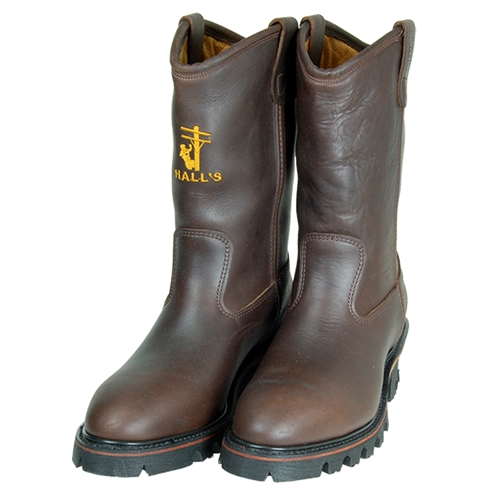 Hall's Pull-On Wellington Boots | J Harlen Co