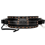 Buckingham Leather Dual-D Body Belt