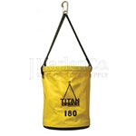 Vinyl Load Rated Bucket For Overhead Lifting