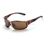 Crossfire Infinity HD Brown Mirror Lens Safety Glasses