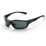 Crossfire Infinity Smoke Lens Safety Glasses