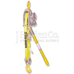 Lug-All 2A 1-Ton Strap Hoist