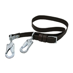 "Buckingham 6'6"" Slide Buckle Pole Safety Strap Buckle"