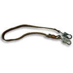 Buckingham 7' Leather Pole Safety Strap