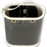 Tall Divided Tool Bucket For Long Tools
