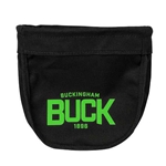 Buckingham Black Canvas Bolt Bag