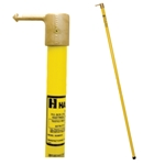 "Hastings 1-1/4"" x 8 Ft Fiberglass Switch Stick"