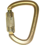 Buckingham Triple Action Steel Carabiner