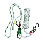 Buckingham Ox-Block™ With 7Ft Sling, Carabiner And 80Ft Handline