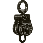 Buckingham Ox-Block™ Double Sheave Pulley