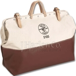 "Klein High Bottom 24"" Canvas/Vinyl Equipment Bag"