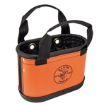Klein Hard Body Oval Bucket With Leather Knife Pouch