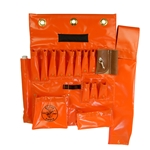Klein Aerial Apron With Hot Stick Pouch And Magnet