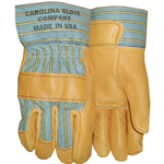 "Carolina 2"" Cuff Grain Cowhide Work Glove"