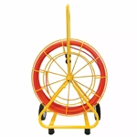 "EASY BUDDY 1/4"" x 500' Fiberglass Duct Rodder"