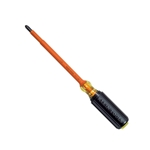 "Klein #3 x 6"" Round Shank Phillips-Tip Screwdriver, 1000v Insulated"