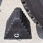 Heavy Duty Rubber Wheel Chock