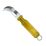 Buckingham Yellow Handled Skinning Knife