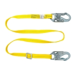Buckingham Adjustable Web Positioning Lanyard