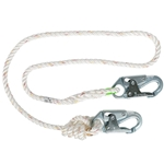 Buckingham Adjustable Length Rope Lanyard