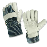 Premium Grain Pigskin Glove With 3M Thinsulate Lining And Safety Cuff