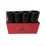 Deep Impact 8-Point Socket Set