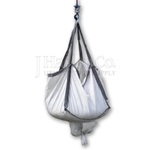 Estex Lift Rated Material Handling Bag With Dump Chute