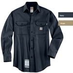 Carhartt Flame-Resistant Work-Dry Twill Shirt - 2 Colors HRC-2