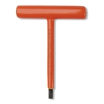 "Cementex 3/8"" T-Handle Hex Key - 1000V Insulated"