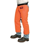 "Elvex 33"" Chainsaw Chaps With Calf Wrap"