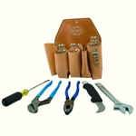 5-Tool Kit With Bashlin Pouch