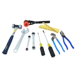 10-Piece Lineman's Hand Tool Kit