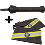 Klein 3-In-1 Deep Impact Socket With Adapter & FREE Stand-Up Zippered Tool Pouch