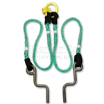 "Reel Lifting Sling, 3/4"" x 6Ft, 6,500 lbs"