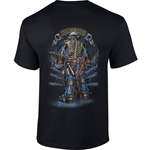 """Backbone of America"" Black Short Sleeve Tee CLOSEOUT"