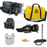 "Bashlin ""Dual-D"" Pro Climbing Package"