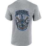 J Harlen Gray Short Sleeve Tee CLOSEOUT