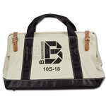 "Bashlin 18"" Canvas Tool Bag"